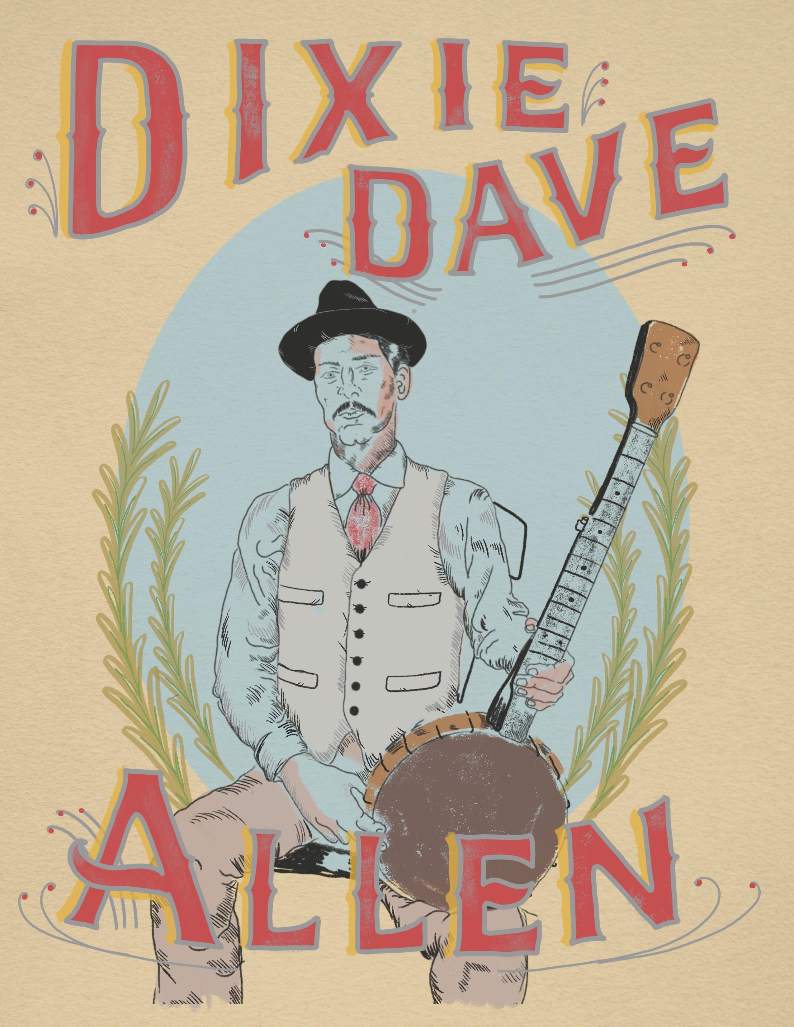 DIXIE DAVE ALLEN