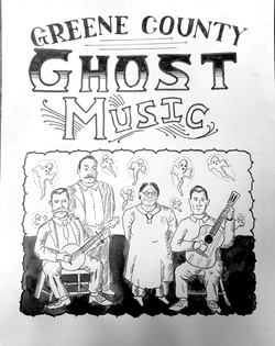 GREENE COUNTY GHOST MUSIC