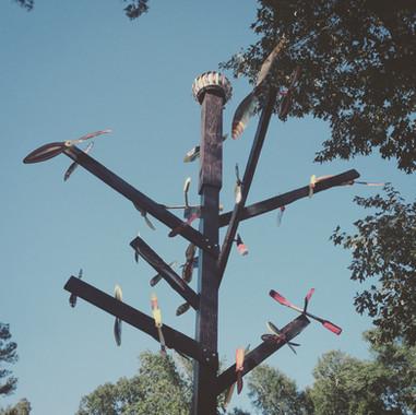 Telephone to Glory @ Howard Finster's Paradise Garden