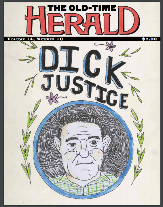 OLD TIME HERALD