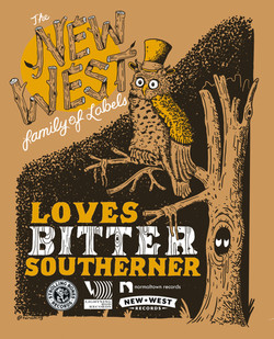 Bitter Southerner Magazine for New West Records