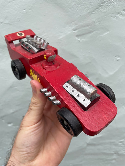 Particularly Impressive Pinewood Derby Racer