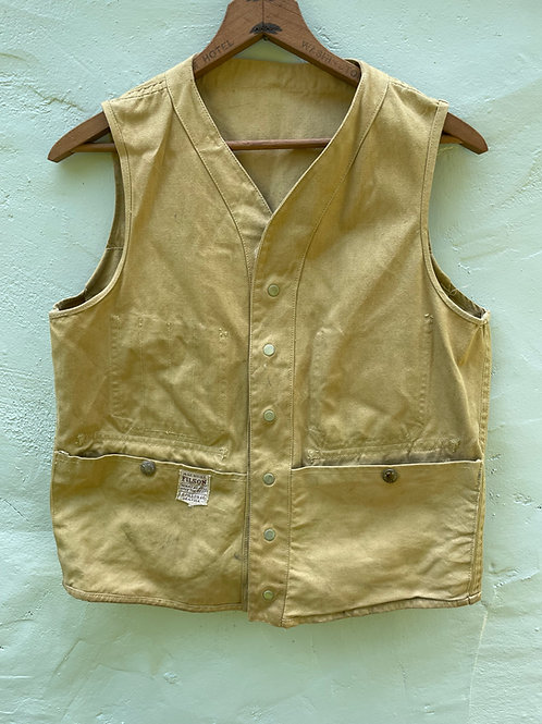 Vintage Filson Reversible Vest Men's Small