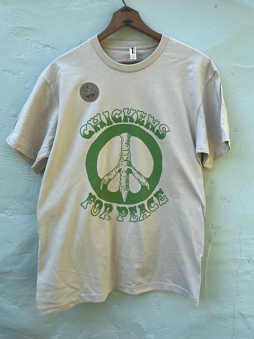 Chickens For Peace T-Shirt