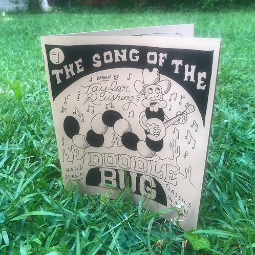 Song of the Doodle Bug Zine 2020