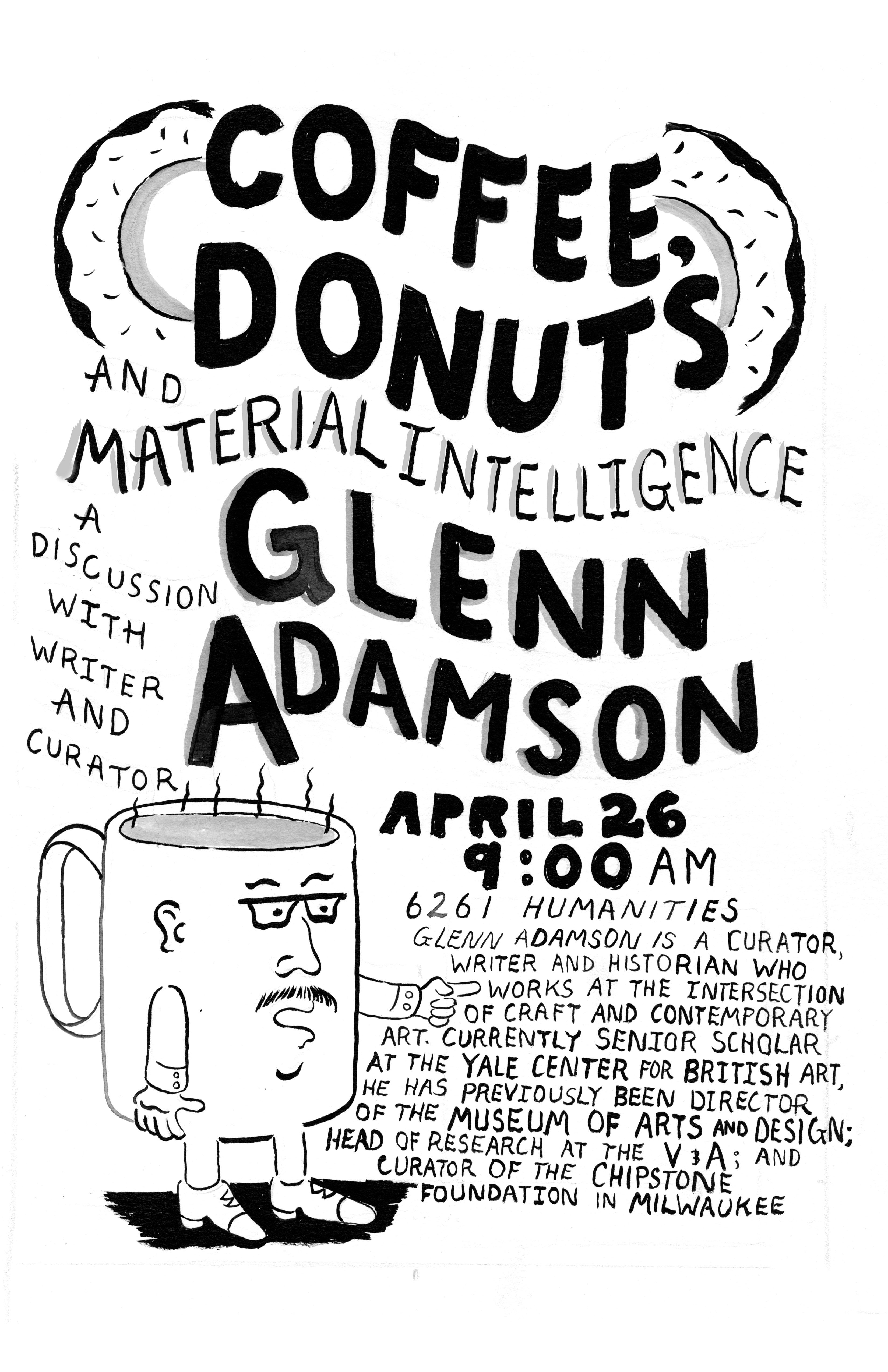 Glenn Adamson Talk