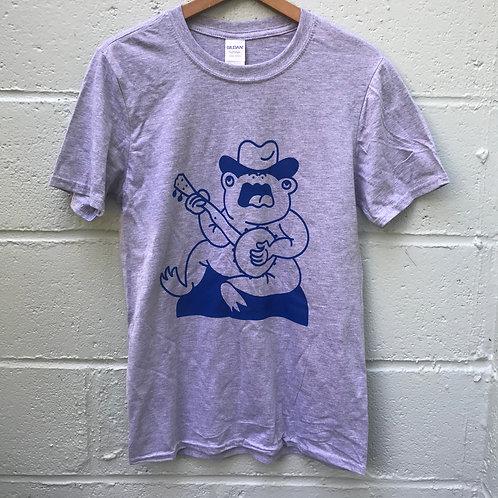 Banjo Pickin Frog Shirt