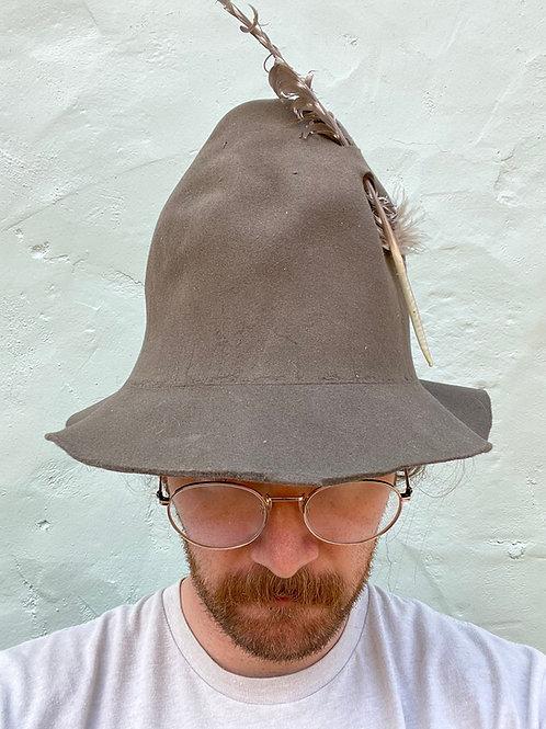 Beaver Felt Gnome Hat