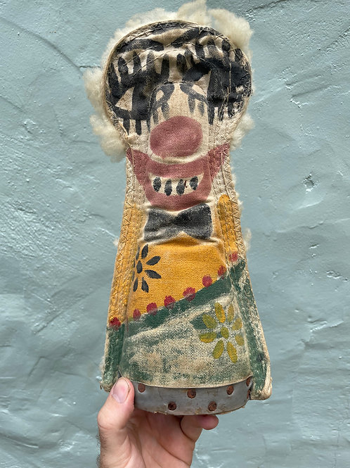 """1920's Carnival Knock Down """"Punk"""" Doll"""