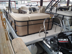 Pontoon Boat Red River Boating Cente