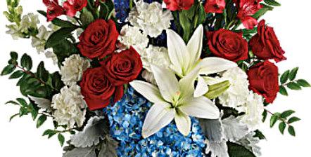 Tribute Vase
