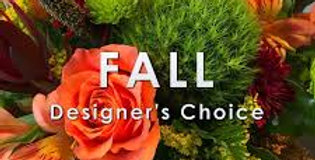 Best Value Fall Fresh Flower Arrangement