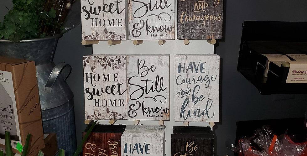 Larger Inspirational Sayings