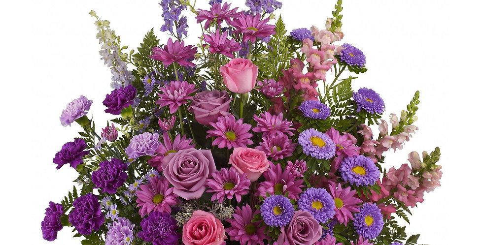 Gracious Lavender Tribute