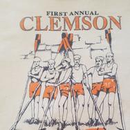 1st Annual Clemson Sprints Regatta