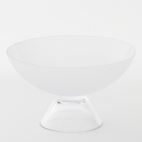 Paros Frosted Top-Clear Bowl