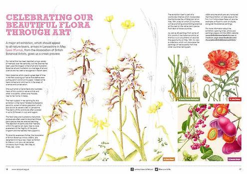 Lancashire Wildlife Trust magazine..jpg