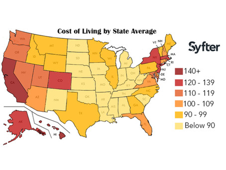 The True Cost of a Remote Hire - Know Your State Cost of Living: Make a Fair Offer