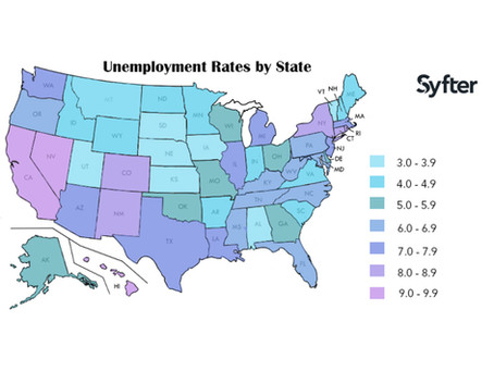 The True Cost of a Remote Hire - Know Your State: Unemployment Rates