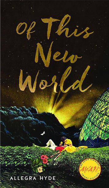 Allegra Hyde Book Cover