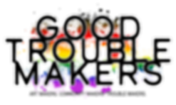 Good Trouble Makers logo