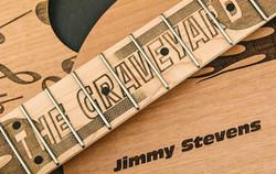 Guitar Part Engraving