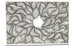 Macbook Cover Engraving