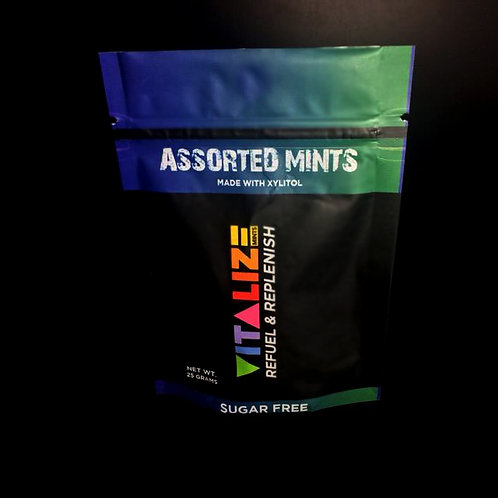 All-Natural Assorted Mints