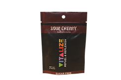 Sour cherry vitalize mints