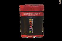 assorted fruits flavor vitalize mints