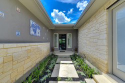 14 - Front Courtyard 2