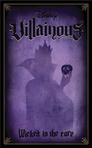 Disney Villainous: Wicked to the Core (2019) with a Guide!