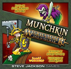 Munchkin Warhammer: Age of Sigmar (2019) with a Guide!
