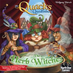 The Quacks of Quedlinburg: The Herb Witches (2019) with a Guide!