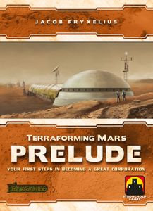 Terraforming Mars: Prelude (2018) with a Guide!