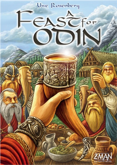 A Feast for Odin (2016) with a Guide