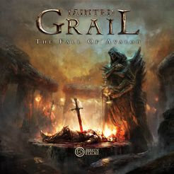 Tainted Grail: The Fall of Avalon (2019) with a Guide!