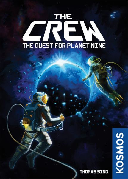 The Crew: The Quest for Planet Nine (2019) with a Guide