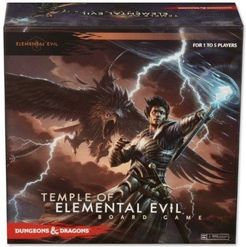 Dungeons & Dragons: Temple of Elemental Evil (2015) with a Guide!