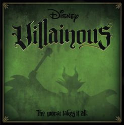 Disney Villainous (2018) with a Guide!