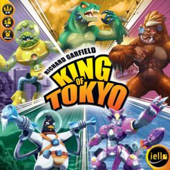 King of Tokyo (2011) with a Guide!