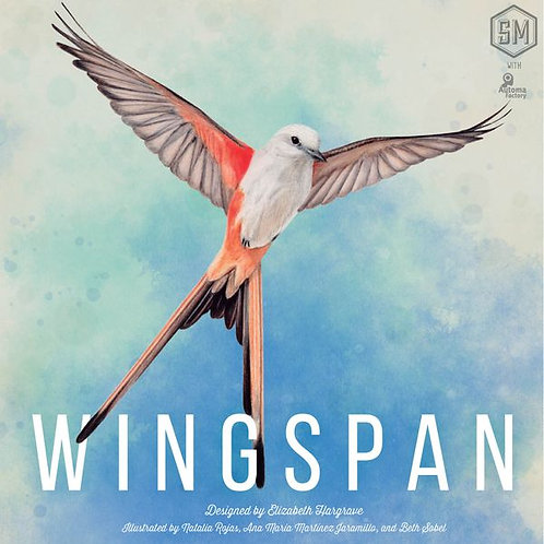 Wingspan (2019) with a Guide!
