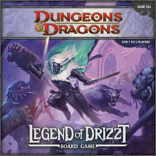 Dungeons & Dragons: The Legend of Drizzt (2011) with a Guide!