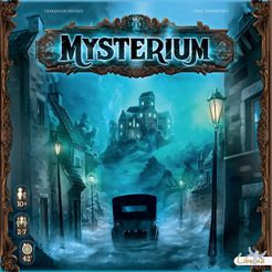 Mysterium (2015) with a Guide!