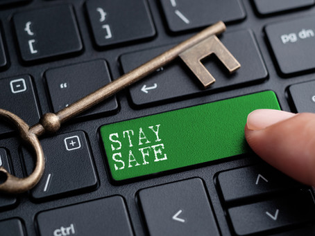 Top Tips to Staying Safe Online