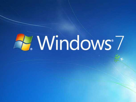 Windows 7 - End of Support