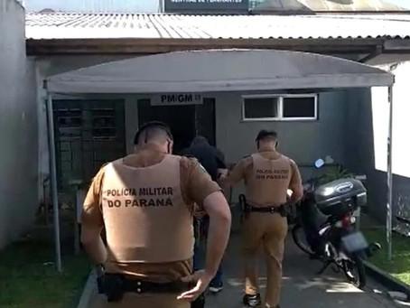 Ex-zagueiro do Paraná Clube é preso em flagrante após roubar loja