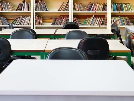 Início das aulas presenciais na rede estadual é adiado para 1º de março