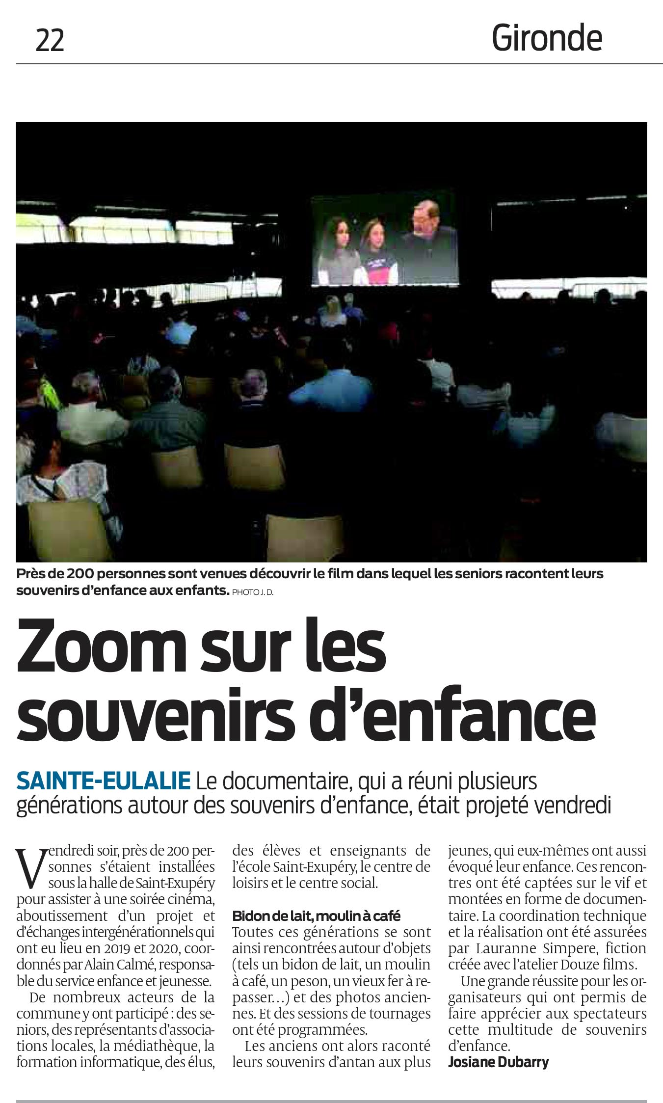 Articles SESE Sud Ouest 02 07 20