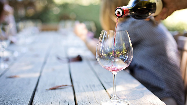 Glad Vin / Red winetasting